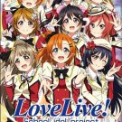 DVD ANIME Love Live! School Idol Project Season 1 +2 Vol.1-26End + OVA Region 0