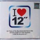 "12"" CLUB VERSIONS DJ Pick Extended Dance Hits 3CD NEW DJ Aligator Italoborthers"