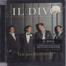 IL DIVO Greatest Hits Special 2CD Gift Edition Malaysia Release Free Shipping