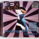 SEX APPEAL Peeping Tom Reloaded + Bonus CD Remix Tracks NEW S.E.X. APPEAL