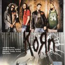 KORN Live At Rock Am Ring 2006 Nurburg Germany DVD NEW NTSC PAL Region All