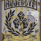 CASSETTE NEW THE RUDEBOYS Kuching Skinhead Crew Malaysia Oi Skinhead Music