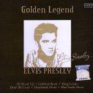 ELVIS PRESLEY Greatest Hits Best of Golden Legend CD HDCD Mastering Lyrics Book