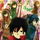 DVD ANIME MEKAKU CITY ACTORS Kagerou Project V.1-12End