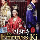 KOREA DRAMA DVD THE EMPRESS KI 奇皇后 Ha Ji-Won Baek Jin-Hee English Sub Region All