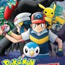 DVD ANIME POKEMON Best Wishes Dent And Takeshi Gyarados's Outrage Region All