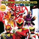 DVD Chouseishin Gransazer Vol.1-51End Ultra Star Gods Super Sentai English Sub