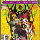 DVD ANIME TENGEN TOPPA GURREN LAGANN Vol.1-27 End + 2 Movie Guren-Hen Ragan-Hen