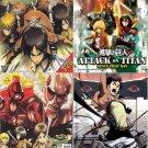 ATTACK ON TITAN Vol.1-25End Complete TV series + OVA + Movie