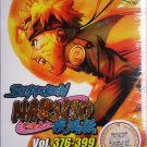 DVD ANIME NARUTO SHIPPUDEN Vol.376-399 Box Set 24 Episode 4DVD