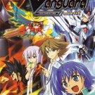 DVD ANIME CARDFIGHT VANGUARD Season 1-2 Vol.1-104End Asia Circuit-Hen Region All