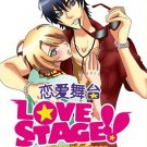 DVD ANIME LOVE STAGE!! Vol.1-10End Region All English Subtitle Free Shipping