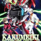 DVD ANIME KAKUMEIKI VALVRAVE Season 2 Vol. 1-12End Valvrave The Liberator