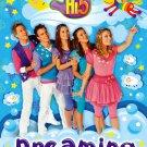DVD Hi-5 Dreaming 5 Episodes Australia Series Season 13 Region All