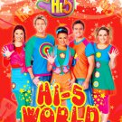DVD Hi-5 World 5 Episodes Australia Series Season 13 Region All
