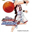 DVD ANIME KUROKO NO BASUKE 2 + OVA + Special Region All Kuroko's Basketball