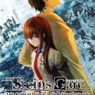 DVD ANIME STEINS GATE Movie Fuka Ryoiki no Deja Vu + OVA Oko Bakko no Poriomania