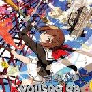 DVD ANIME KYOUSOGIGA Capital Craze Comic Complete TV Series + OVA + Special
