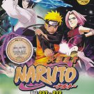 DVD ANIME NARUTO SHIPPUDEN Vol.237-272 Box Set 36 Episode Region All Free Ship