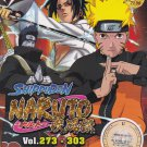 DVD ANIME NARUTO SHIPPUDEN Vol.273-303 Box Set 31 Episode Region All Free Ship