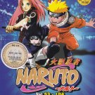DVD ANIME NARUTO Season 2-3 Vol.53-104 Box Set 52 Episodes Region All Free Ship
