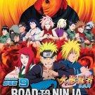 DVD ANIME NARUTO SHIPPUDEN Movie 9 Road To Ninja English Sub Region All Free Shipping