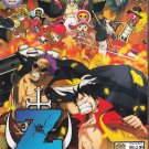DVD ANIME ONE PIECE FILM Z Zephyr The Movie NTSC Dolby Digital Region 0 Wan Pisu