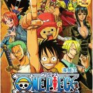 DVD ANIME ONE PIECE Vol.402-451 Box Set Region All Wan Pisu Pirate King