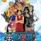 DVD ANIME ONE PIECE Vol.251-300 Box Set Wan Pisu Pirate King English Sub
