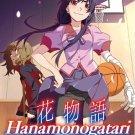DVD ANIME HANAMONOGATARI Vol.1-5End Region All English Sub Free Shipping