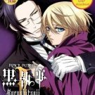 DVD ANIME BLACK BUTLER Kuroshitsuji II Vol.1-12End English Sub Region All