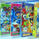 DVD ANIME POKEMON Season 1-5 Vol.1-275End Indigo Johto Master Quest Cantonese