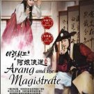 KOREA DRAMA DVD 阿娘使道傳 Arang And Magistrate Lee Jun-ki Shin Min-ah English Sub
