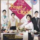 KOREA DRAMA DVD 神的晚餐 FEAST OF GODS 成宥利Sung Yu-ri 朱相旭Joo Sang-wook English Sub