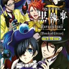 DVD ANIME BLACK BUTLER Kuroshitsuji III Book of Circus Vol.1-10End English Sub