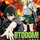 DVD BTOOOM! Complete TV Series Vol.1-12End Japanese Anime English Sub Region All