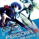 DVD ANIME PERSONA 3 The Movie Spring of Birth Region All English Sub