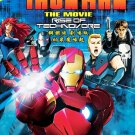 DVD ANIME IRON MAN The Movie Rise Of Technovore English Language Region All