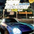 DVD JAPANESE ANIME WANGAN MIDNIGHT Vol.1-26End English Sub Region All Free Ship