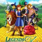 DVD ANIMATION LEGEND OF OZ Dorothy's Return English Audio Region All Free Ship