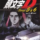 DVD ANIME INITIAL D Stage 5-6 Vol.1-18End Racing Car Toyota AE86 English Sub