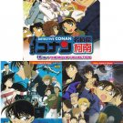 DVD ANIME DETECTIVE CONAN Case Closed 18 Movies Collection English Sub Region 0