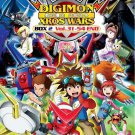 DVD ANIME Digimon Xros Wars Season 2 Vol.31-54End Digimon Fusion English Sub