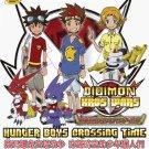 DVD ANIME Digimon Xros Wars Season 3 Vol.55-79End Hunter Boys Crossing Time