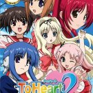DVD ANIME TO HEART 2 Complete OVA Series ToHeart2 English Sub Region All