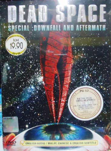 DVD USA Animated Film Dead Space Special Downfall And Aftermath English Audio