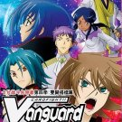 DVD ANIME CARDFIGHT VANGUARD Season 4 Legion Mate Hen Vol.1-33End English Sub