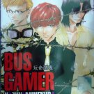 DVD JAPANESE ANIME BUS GAMER Kazuya Minekura Vol.1-3End English Sub Region All