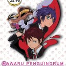 DVD JAPANESE ANIME Mawaru Penguindrum Vol.1-24End English Sub Region All
