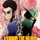 DVD JAPANESE ANIME LUPIN THE THIRD Movie Daisuke Jigen's Gravestone English Sub